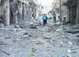 εκεχειρία στην Συρία
