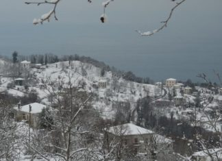 χωριά του Πηλίου