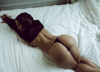 Βραζιλιάνα γυμνάστρια