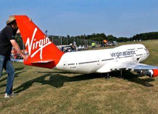 BOEING 747-400 Το μεγαλύτερο τηλεκατευθυνόμενο αεροσκάφος στον κόσμο