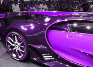 Bugatti ''Vision Gran Turismo''