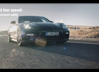 Porsche Paramera