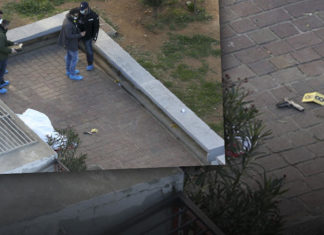 Αυτοκτονία Αθήνα