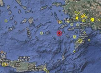 Σεισμός Νίσυρο