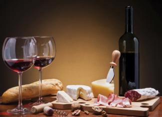 συνδυασμός κρασί με φαγητό