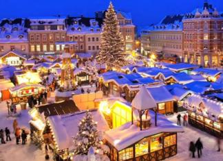 Χριστούγεννα: Χωριό ή πόλη;