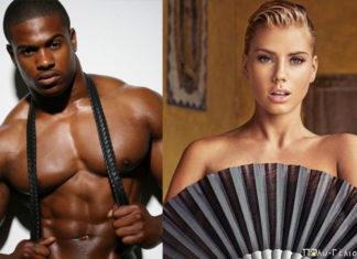 Ανέκδοτο Ο Μαύρος και η κυρία με τη Βεντάλια…