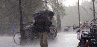 Προειδοποίηση για πλημμυρικά φαινόμενα τις επόμενες ώρες στο Βόλο