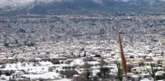 Χιόνια Βόλος