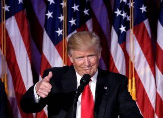 Ντόναλντ Τραμπ: «Θα χτίσουμε το τείχος!»