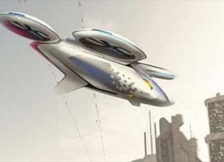 Ιπτάμενο αυτοκίνητο στα σχέδια της Airbus για το προσεχές μέλλον