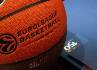 Euroleague Αποτελέσματα 16ης αγωνιστικής