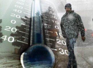Καιρός: Χαμηλές θερμοκρασίες και χιόνια στα ορεινά