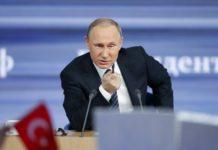 """""""Πολεμική"""" παρέμβαση Πούτιν στο θέμα της Σερβίας"""