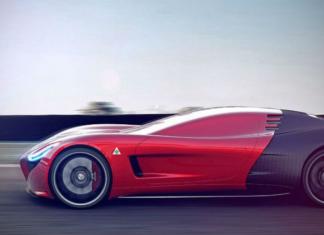 Η εντυπωσιακή Alfa Romeo C18 Concept
