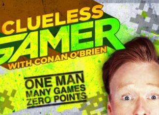Conan O'Brien Clueless Gamer