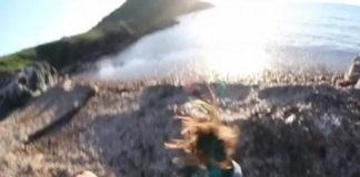 Σοκαριστικό βίντεο