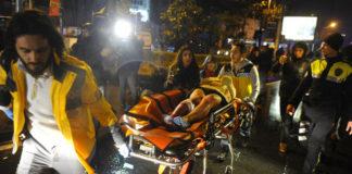 Τρομοκρατική επίθεση στην Κωνσταντινούπολη