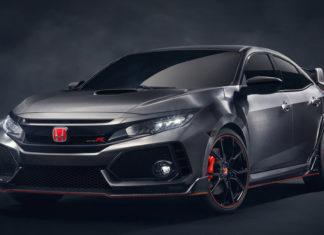 To νέο Honda Civic Type R έρχεται και με αυτόματο CVT