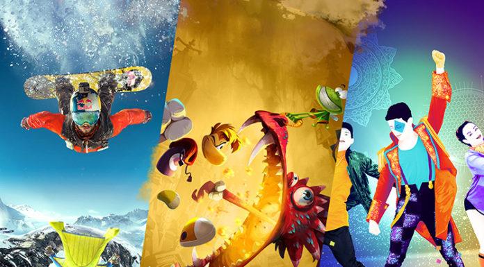 Nintendo Switch-Ubisoft