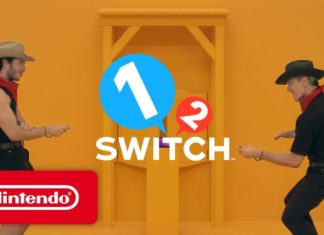 Nintendo 1-2 Switch