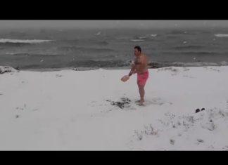 ρακέτες στο χιόνι