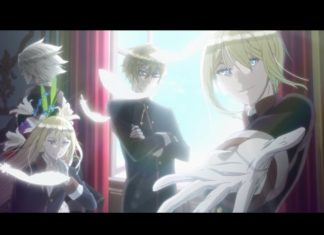 The Royal Tutor Anime
