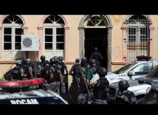 Βραζιλία σφαγή