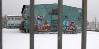 Κλειστά τα σχολειά σε Βόλο και Λάρισα