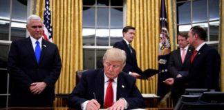 Πρώτο προεδρικό διάταγμα Τραμπ: Obamacare τέλος