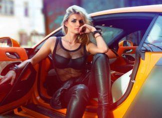 Ανέκδοτο: Μια ξανθιά πουλάει αυτοκίνητο