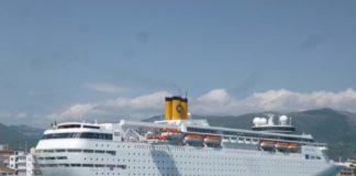 85% πτώση στην κρουαζιέρα στο λιμάνι του Βόλου