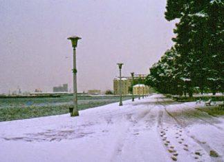 Μεγάλη πιθανότητα χιονόπτωσης στο Βόλο το Σαββατοκύριακο