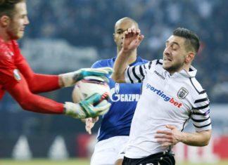 Europa League: Σάλκε - ΠΑΟΚ 1-1 / Πρόκριση για Μαν.Γιουνάιτεντ και Κράσνονταρ(ΒΙΝΤΕΟ)