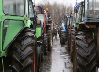 Ακαρπη η συνάντηση αγροτών - Δραγασάκη