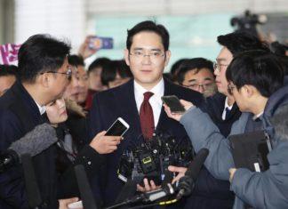 Συνελήφθη ο πρόεδρος της Samsung Group, Τζέι Λι, για τον ρόλο του σε σκάνδαλο διαφθοράς