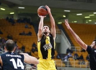 Basket League: ΑΕΚ - ΠΑΟΚ 77-71