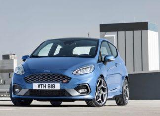 Νέο Ford Fiesta ST (pics-video)