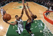 NBA: Φοβερός ο Γιάννης με 33 πόντους, ήττα για τους Μπακς(ΒΙΝΤΕΟ)