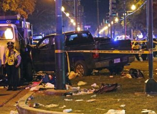 Νέα Ορλεάνη: Μεθυσμένος οδηγός έπεσε πάνω σε πλήθος σε καρναβάλι - 28 τραυματίες