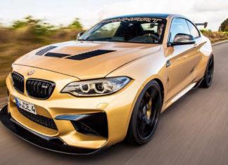 Η ισχυρότερη BMW M2 με 630 άλογα (ΒΙΝΤΕΟ)