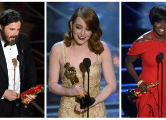 Oscar 2017: Σάρωσε το La La Land- Έφυγε με 6 βραβεία! ΔΕΙΤΕ όλους τους νικητές