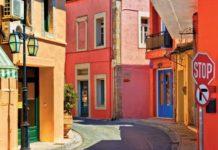 Το πιο πολύχρωμο και βραβευμένο χωριό της Ελλάδας.