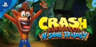 Crash Bandicoot N. Sane