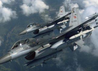 Τουρκικά μαχητικά έκαναν 140 παραβιάσεις σε μιάμιση ώρα πάνω από Ίμια και Καλόλιμνο