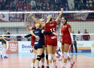 CEV Challenge Cup: Oλυμπιακός - Γενισέι 3-1