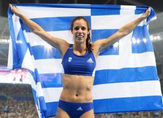 Πρωταθλήτρια Ευρώπης η Στεφανίδη, 'χάλκινη' η Παπαχρήστου