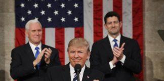 Πρώτη ομιλία του Τραμπ στο Κογκρέσο - «Δεν αντιπροσωπεύω τον κόσμο, αλλά τις ΗΠΑ»