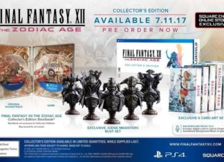 Final Fantasy XII: The Zodiac Age Collector's Edition