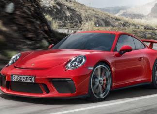 Η νέα ατμοσφαιρική Porsche 911 GT3(ΒΙΝΤΕΟ)